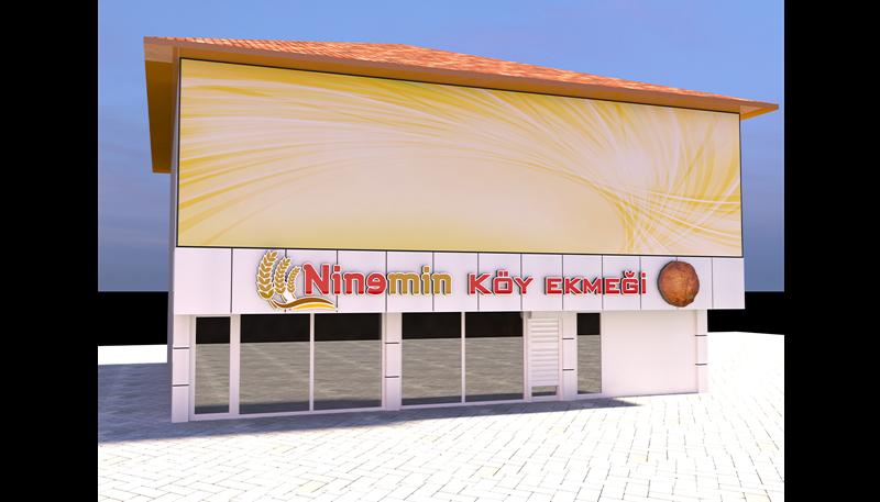 Ninemin Köy  Ekmeği